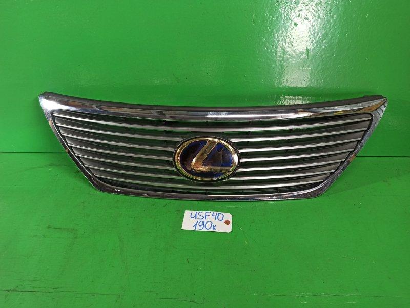 Решетка радиатора Lexus Ls460 USF40 (б/у)