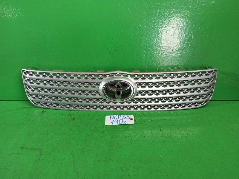 Решетка радиатора Toyota Succeed NCP55 (б/у)