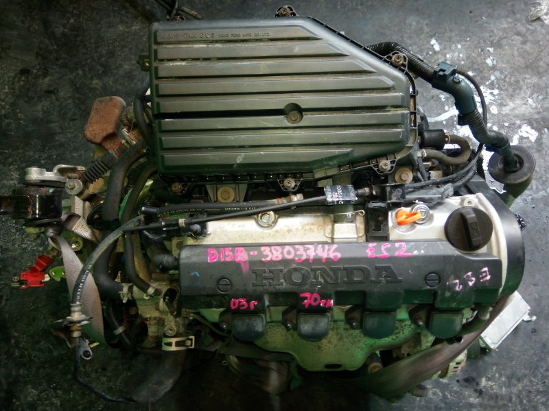 Двигатель Honda Civic ES2 D15B 2003 (б/у)