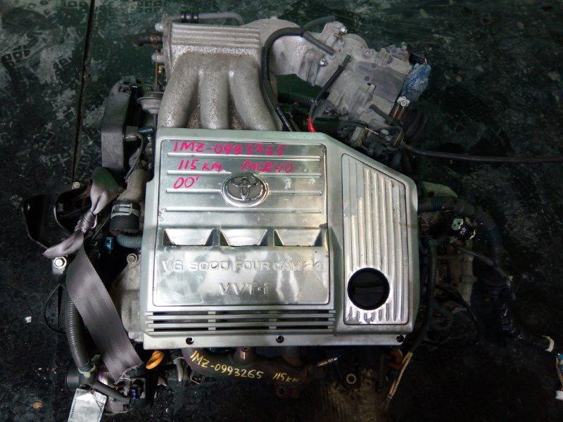 Двигатель Toyota Estima MCR40 1MZ-FE 2000 (б/у)