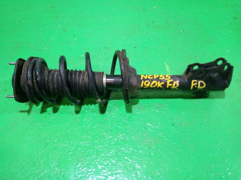 Стойка Toyota Probox NCP55 передняя правая (б/у)