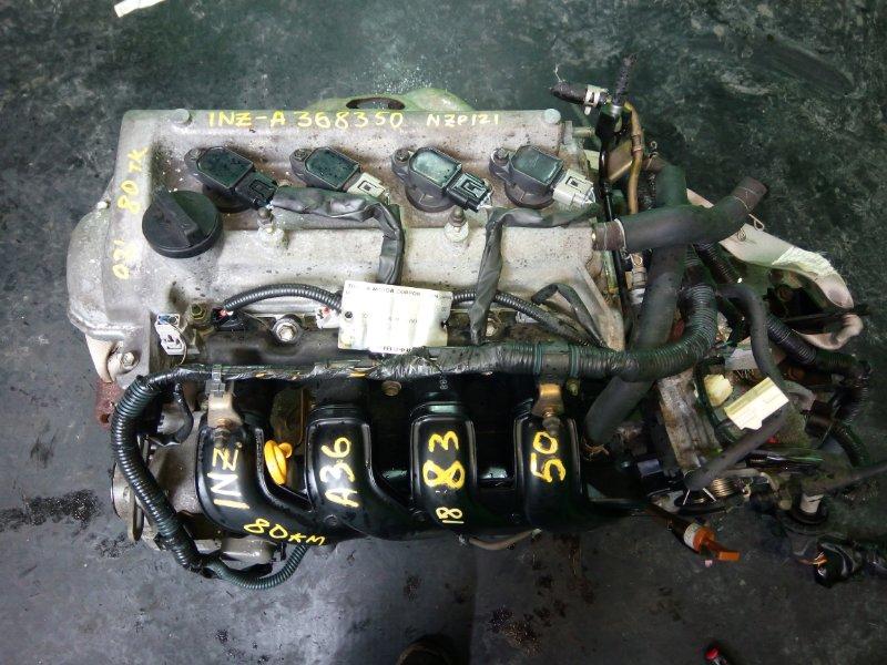 Двигатель Toyota Corolla Fielder NZE121 1NZ-FE 2002 (б/у)