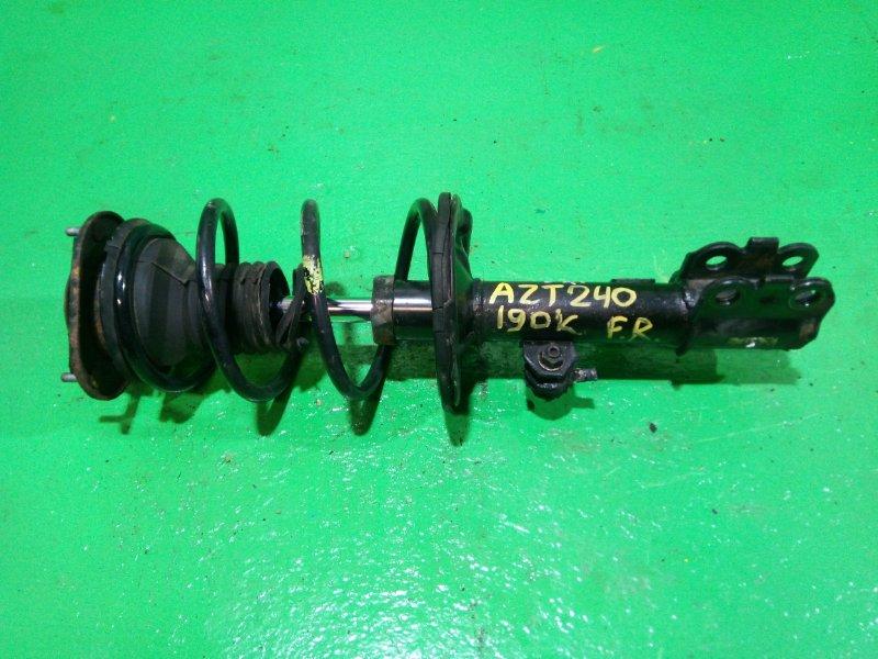 Стойка Toyota Allion AZT240 передняя правая (б/у)