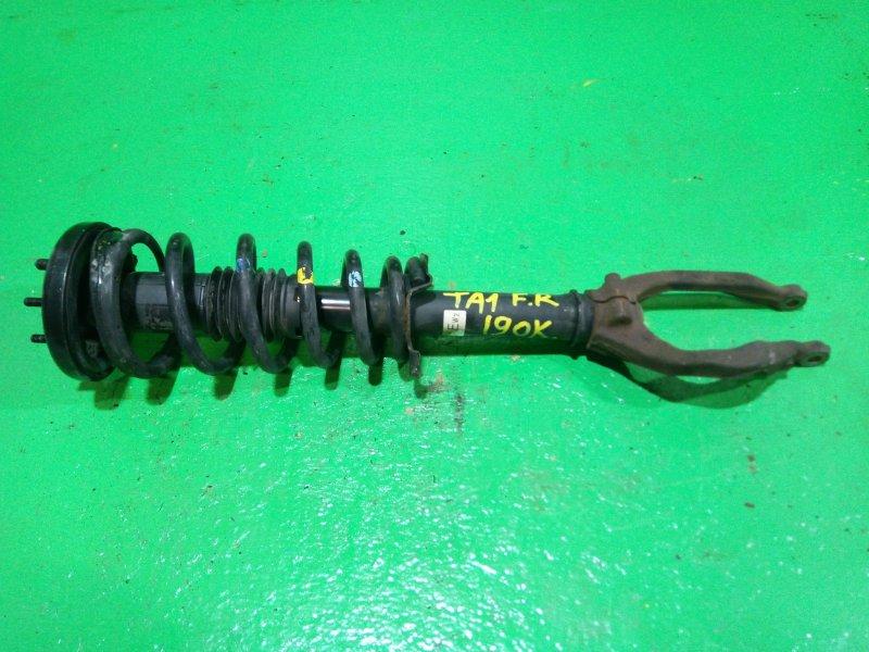 Стойка Honda Avancier TA1 передняя правая (б/у)