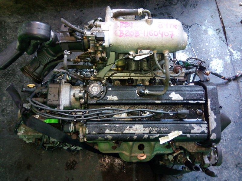 Двигатель Honda Crv RD1 B20B (б/у)