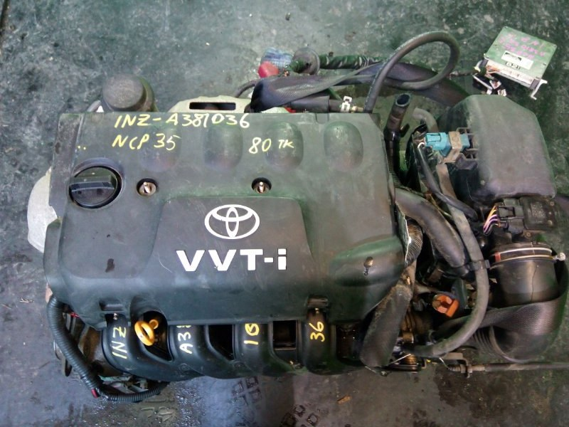 Двигатель Toyota Bb NCP35 1NZ-FE (б/у)