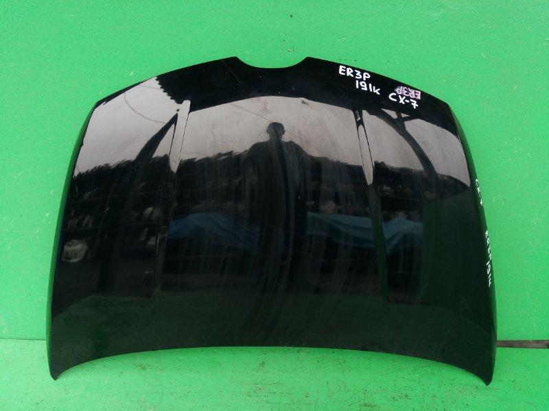 Капот Mazda Cx-7 ER3P (б/у)