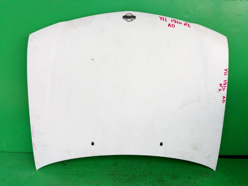 Капот Nissan Ad Y11 (б/у) N1