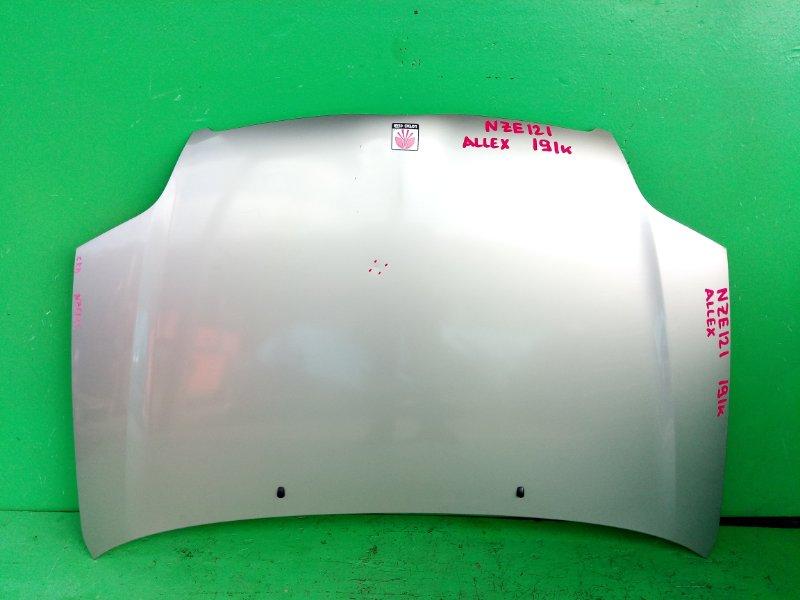 Капот Toyota Allex NZE121 (б/у)