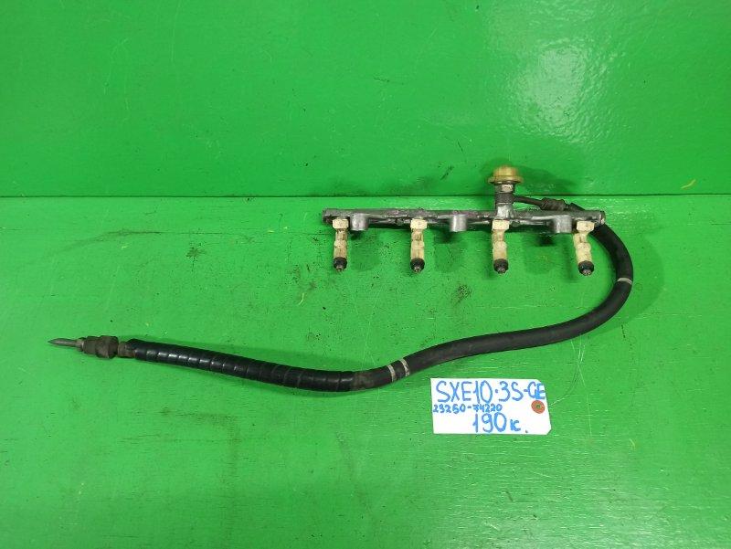 Рейка топливная Toyota Altezza SXE10 3S-GE (б/у)