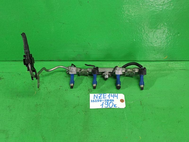 Рейка топливная Toyota Fielder NZE144 1NZ-FE (б/у)