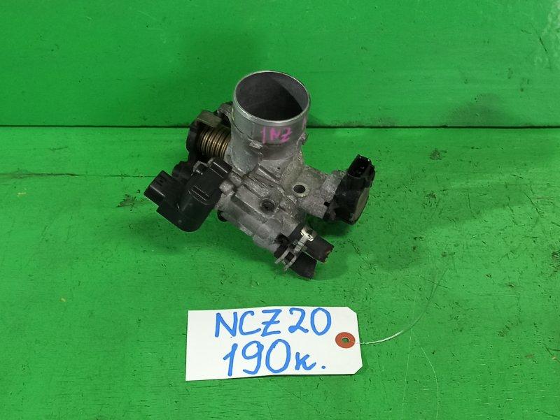 Дроссельная заслонка Toyota Raum NCZ20 1NZ-FE (б/у)