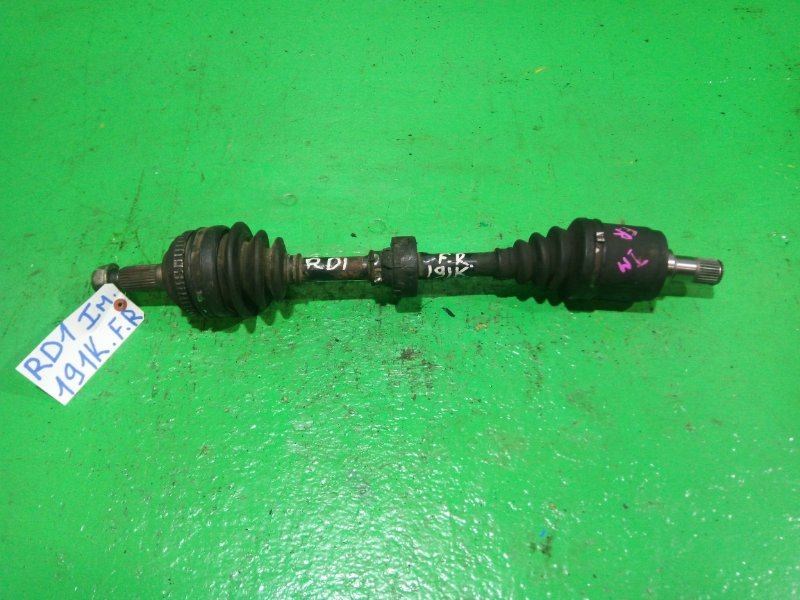 Привод Honda Crv RD1 передний правый (б/у)