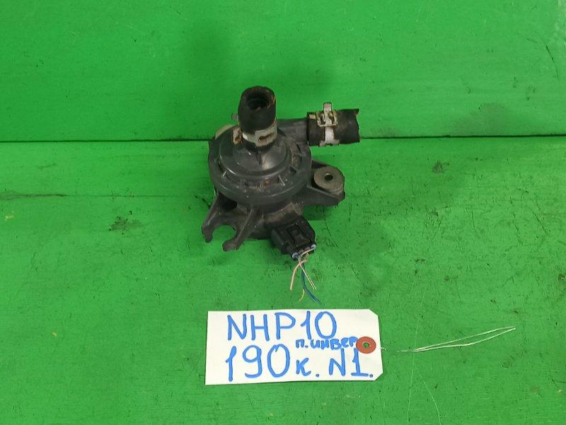 Помпа инвертора Toyota Aqua NHP10 (б/у) №1