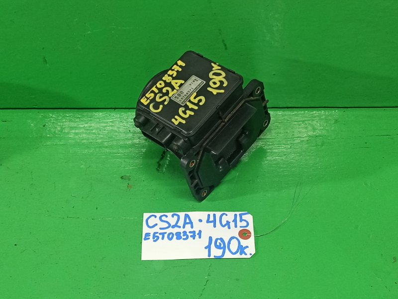 Датчик потока воздуха Mitsubishi Lancer Cedia CS2A 4G15 (б/у)