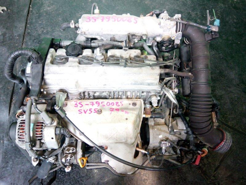 Двигатель Toyota Vista Ardeo SV55 3S-FE (б/у)