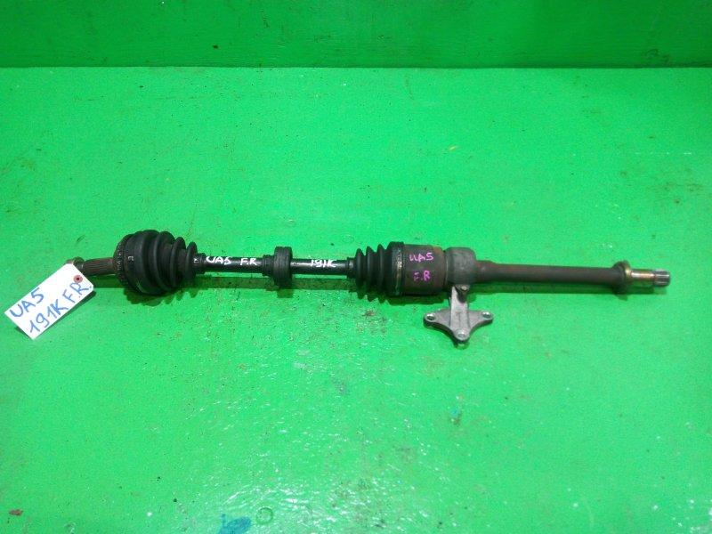 Привод Honda Inspire UA5 передний правый (б/у)