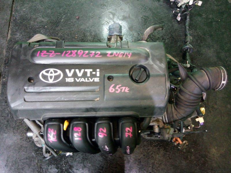 Двигатель Toyota Wish ZNE14 1ZZ-FE (б/у)