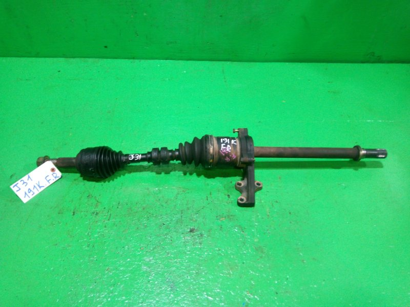 Привод Nissan Teana J31 VQ23-DE передний правый (б/у)