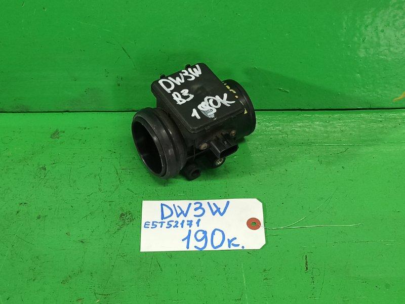 Датчик потока воздуха Mazda Demio DW3W (б/у)