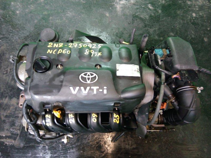 Двигатель Toyota Ist NCP60 2NZ-FE (б/у)