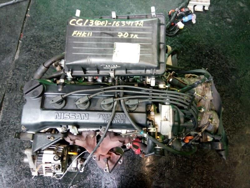 Двигатель Nissan March FHK11 CG13-DE (б/у)