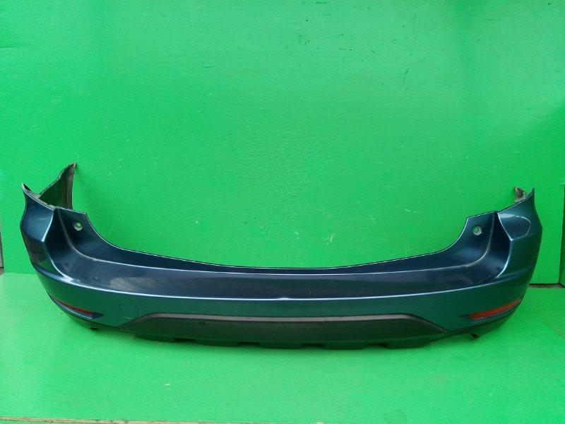 Бампер Subaru Forester SH5 задний (б/у)