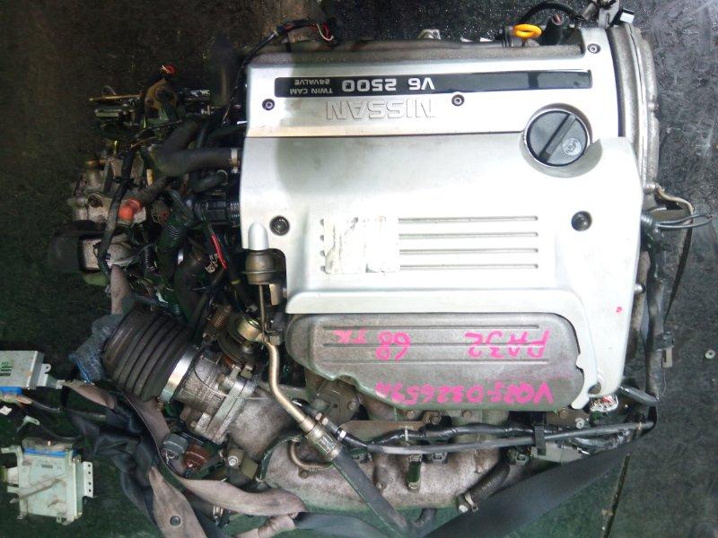 Двигатель Nissan Cefiro PA32 VQ25-DE (б/у)
