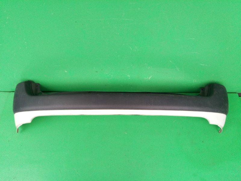 Бампер Toyota Probox NCP55 задний (б/у)