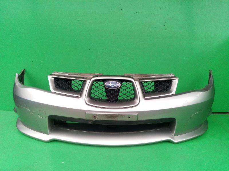 Бампер Subaru Impreza GG3 передний (б/у)