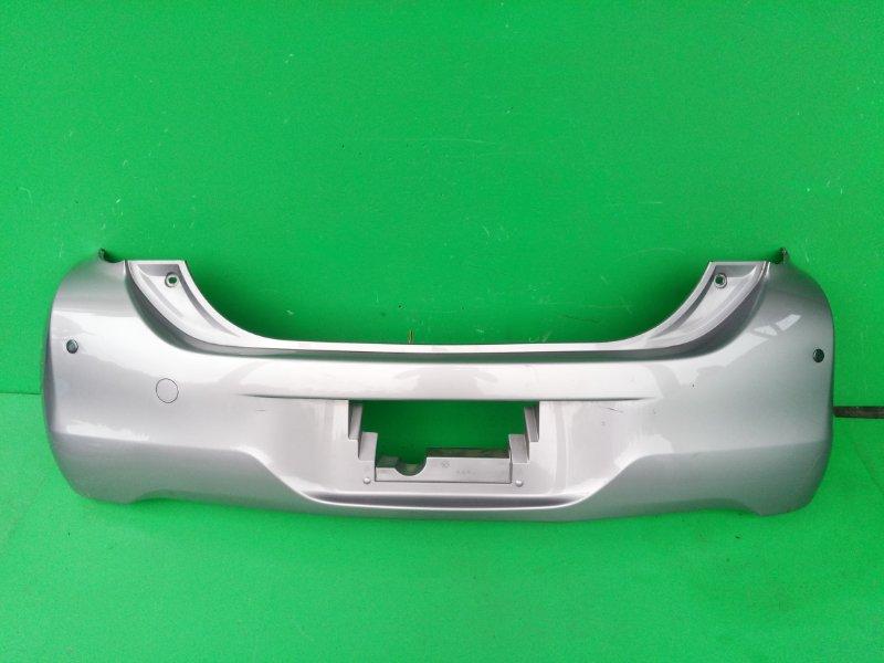 Бампер Toyota Passo KGC35 задний (б/у)