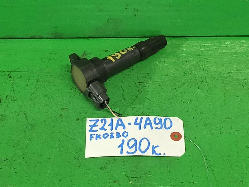 Катушка зажигания Mitsubishi Colt Z21A 4A90 (б/у)