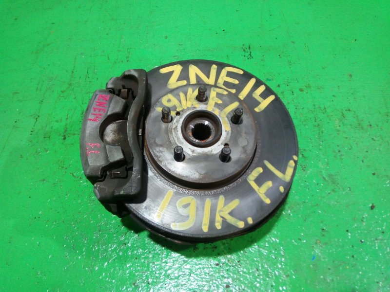 Ступица Toyota Wish ZNE14 передняя левая (б/у)