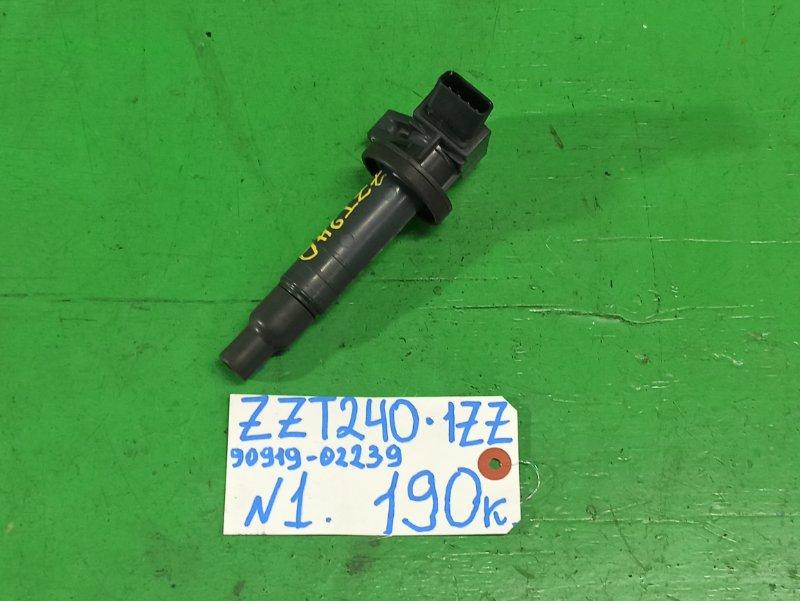 Катушка зажигания Toyota Premio ZZT240 1ZZ-FE (б/у) №1