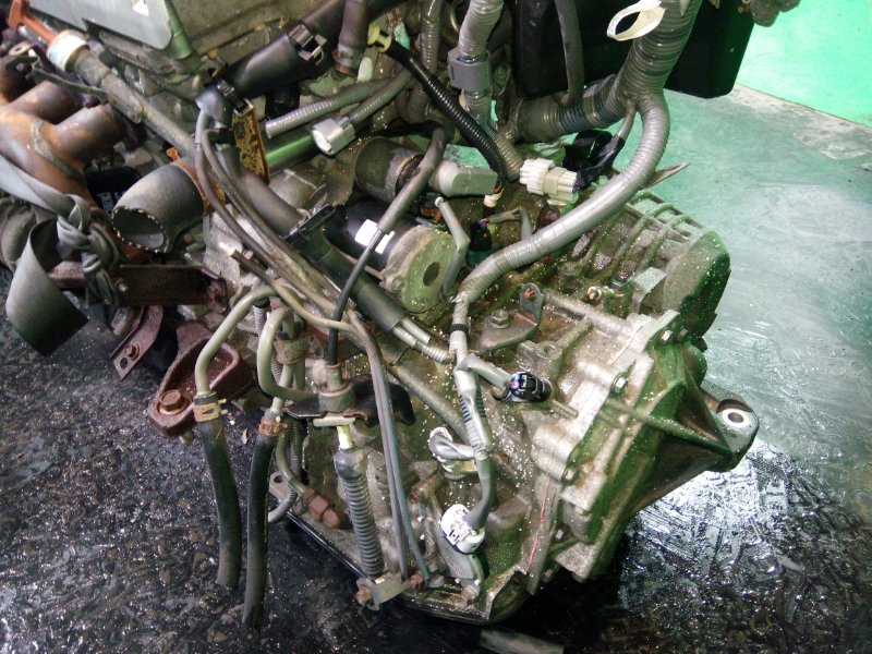 Акпп Toyota Alphard MNH15 1MZ-FE (б/у)