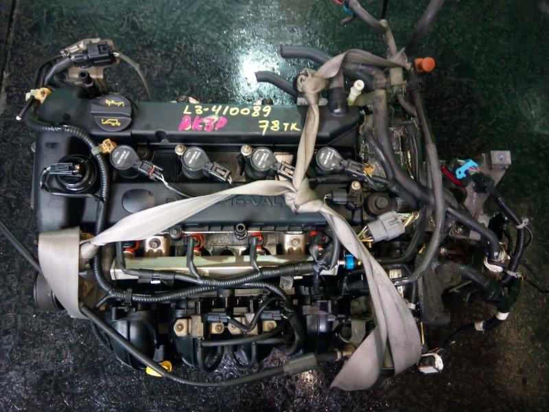 Двигатель Mazda Axela BK3P L3 (б/у)