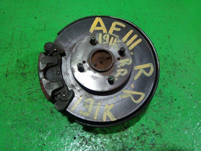 Ступица Toyota Carib AE111 задняя правая (б/у)