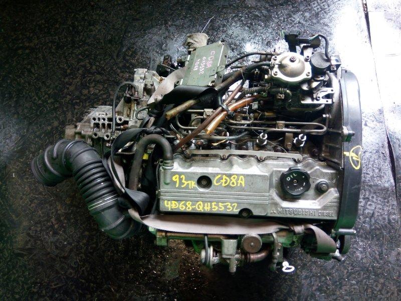 Двигатель Mitsubishi Lancer CD8A 4D68-T (б/у)