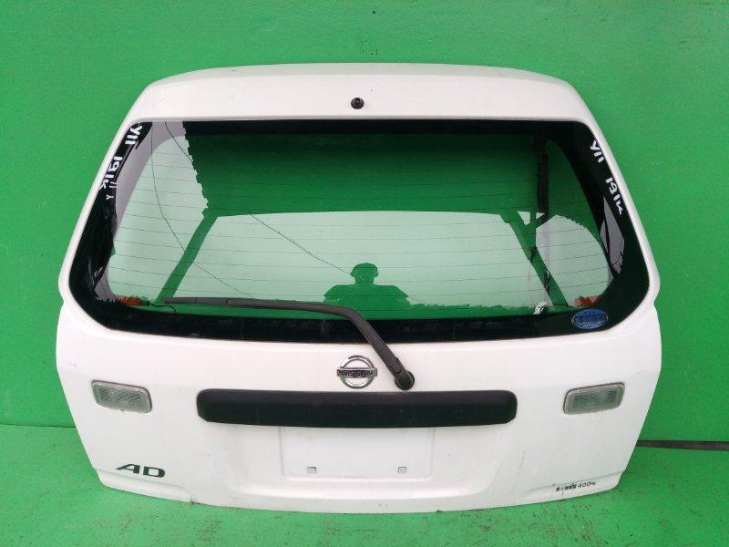 Дверь задняя Nissan Ad Y11 (б/у)