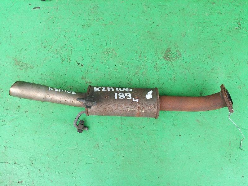 Глушитель Toyota Hiace KZH106 (б/у)