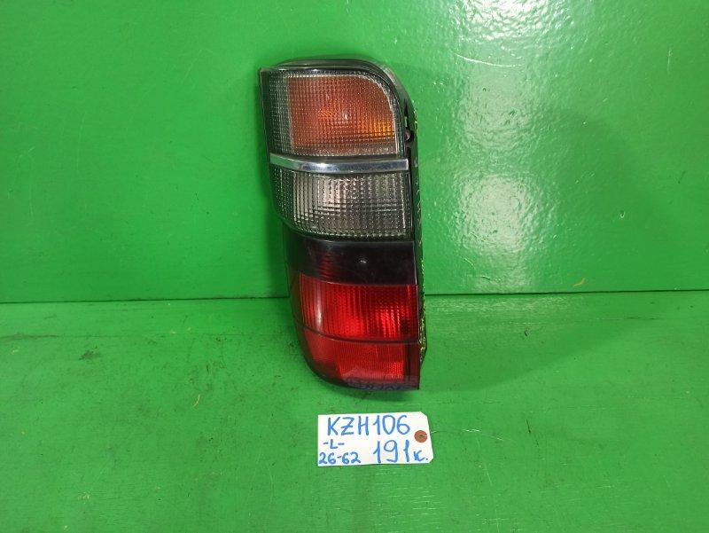 Стоп-сигнал Toyota Hiace KZH106 левый (б/у)