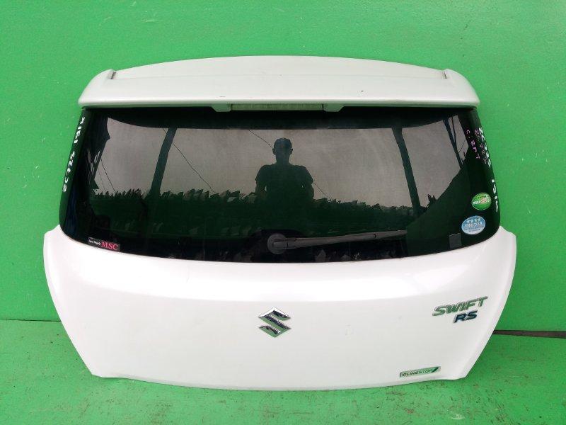 Дверь задняя Suzuki Swift ZC72S (б/у)