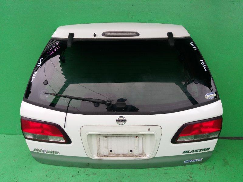 Дверь задняя Nissan Avenir W11 (б/у)