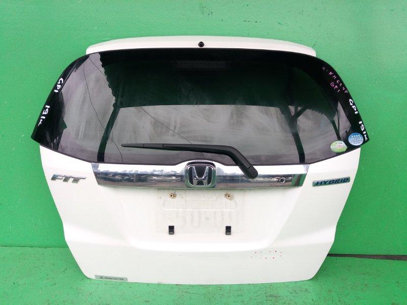 Дверь задняя Honda Fit GP1 (б/у)