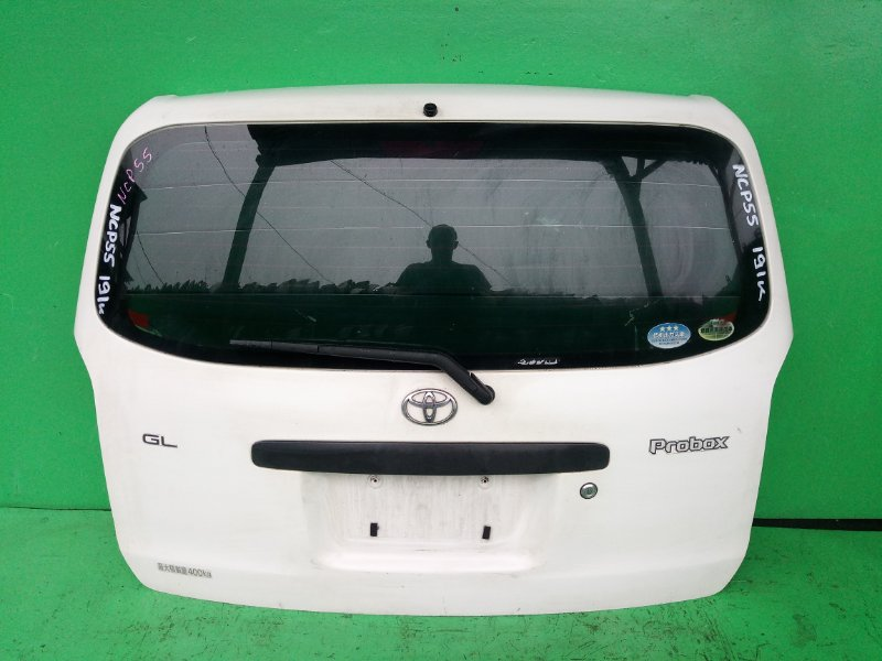 Дверь задняя Toyota Probox NCP55 (б/у)
