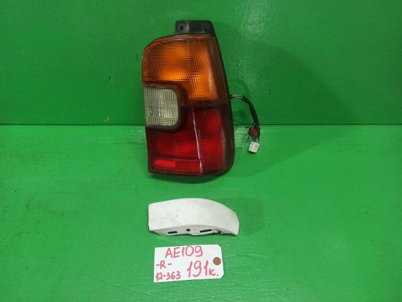 Стоп-сигнал Toyota Corolla AE109 правый (б/у)