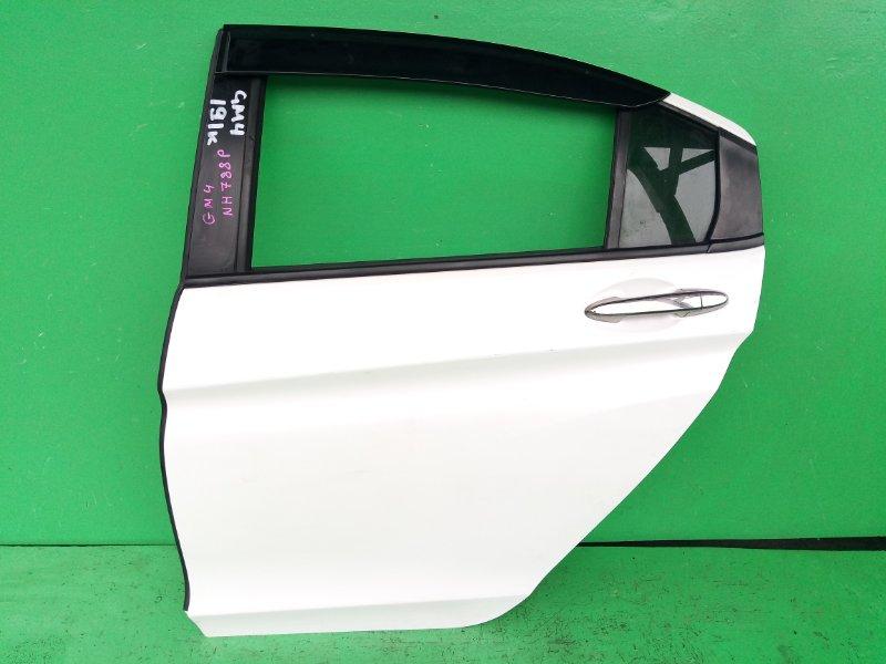 Дверь Honda Grace GM4 задняя левая (б/у)