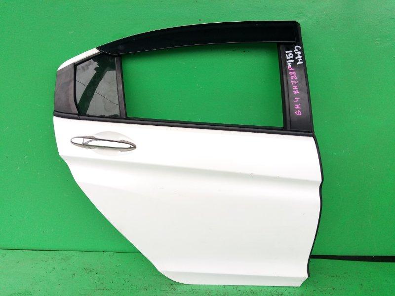 Дверь Honda Grace GM4 задняя правая (б/у)
