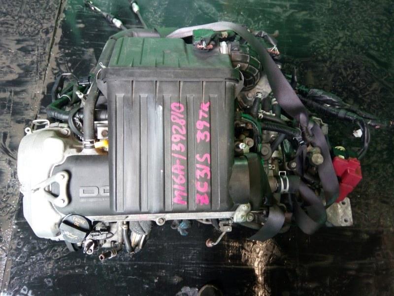 Двигатель Suzuki Swift ZC31S M16A (б/у)