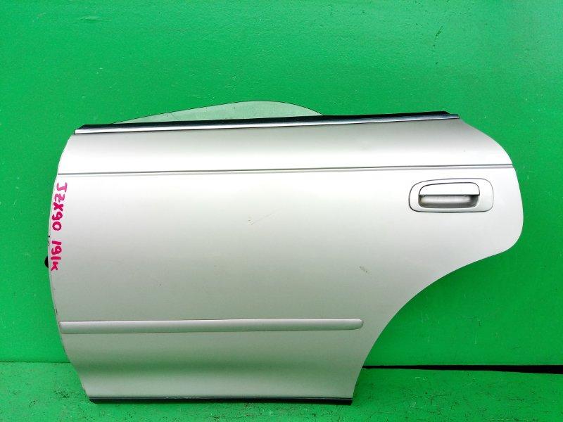 Дверь Toyota Mark Ii JZX90 задняя левая (б/у)